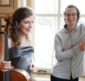 Duo Lidy Blijdorp, Tobias Borsboom, cello-piano